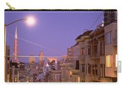 City At Night, San Francisco Carry-all Pouch