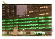 City At Night Urban Abstract Carry-all Pouch