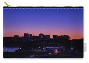 City At The Edge Of Night Carry-all Pouch