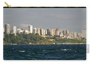 City At The Waterfront, Salvador Carry-all Pouch