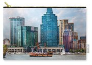City - Baltimore Md - Harbor East  Carry-all Pouch