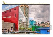 City - Baltimore Md - Harbor Place - Future City  Carry-all Pouch