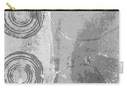 City Block Abstract Carry-all Pouch