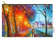 City By The Lake Carry-all Pouch