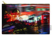 London City Cafe Culture Carry-all Pouch