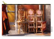 City - Chairs - Red Carry-all Pouch