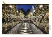 City Creek Fountain - 2 Carry-all Pouch