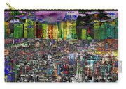 City Dawn Art Cityscape  Carry-all Pouch