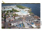 City Dock And Usna In Annapolis Carry-all Pouch