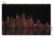 Chicago City Dusk Carry-all Pouch