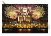 City Fireworks Carry-all Pouch