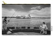 City Fishing Carry-all Pouch by Bob Orsillo