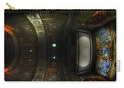 City Hall Ceiling Talents Diversified Find Vent In Myriad Form Carry-all Pouch