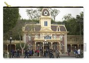 City Hall Main Street Disneyland Carry-all Pouch