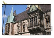 City Hall Wroclaw Carry-all Pouch