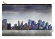 City - Hoboken Nj - New York City - Pano Carry-all Pouch