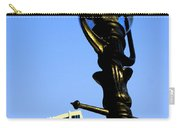 City Lamp Post Carry-all Pouch by Karol Livote