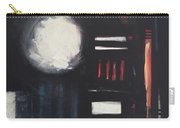 City Lights After Rain Carry-all Pouch