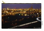 City Lights At Night Carry-all Pouch