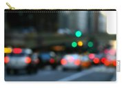 City Lights Carry-all Pouch by Diana Angstadt