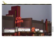 City Lights Marquee Carry-all Pouch