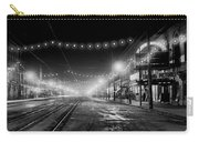City Lights Of Niagara Falls 1905 Carry-all Pouch