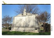 City Memorial Gainesville Texas Carry-all Pouch