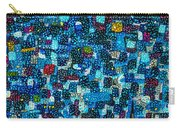 City Mosaic Carry-all Pouch