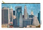 City - Ny - A Touch Of The City Carry-all Pouch
