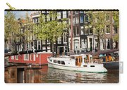 City Of Amsterdam Carry-all Pouch