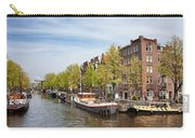 City Of Amsterdam In The Netherlands Carry-all Pouch