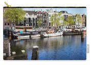 City Of Amsterdam River View Carry-all Pouch