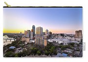 City Of Austin Texas Carry-all Pouch