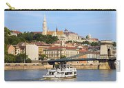 City Of Budapest Carry-all Pouch