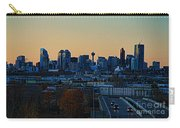City Of Calgary Carry-all Pouch
