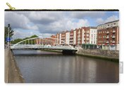 City Of Dublin In Ireland Carry-all Pouch