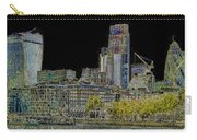 City Of London Art Carry-all Pouch