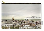 City Of Reykjavik  Carry-all Pouch