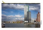 City Of Rotterdam In Netherlands Carry-all Pouch
