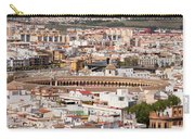 City Of Seville Cityscape In Spain Carry-all Pouch