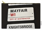 City Of Westminster Carry-all Pouch