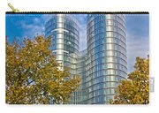 City Of Zagreb Modern Architecture Carry-all Pouch