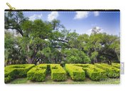 City Park New Orleans Louisiana Carry-all Pouch