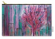 City Pear Tree Carry-all Pouch