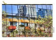 City Reflections By Diana Sainz Carry-all Pouch