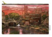 City - Richmond Va - After The Fighting Stopped - 1865 Carry-all Pouch