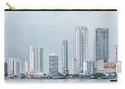City Skyline, Bocagrande, Cartagena Carry-all Pouch