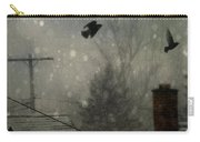 City Snow Carry-all Pouch
