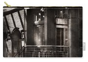 City - South Street Seaport - Bingo 220  Carry-all Pouch by Mike Savad