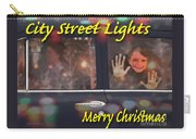 City Street Lights Carry-all Pouch